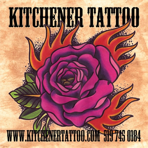 Kitchener Tattoo