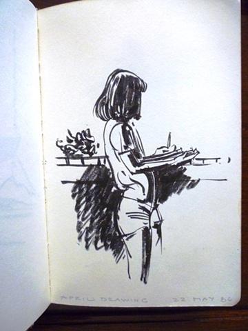April Drawing