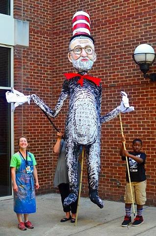 Dr. Seuss Processional Puppet