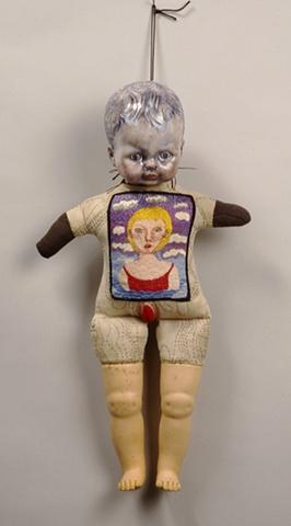 """Self Portrait Doll"""