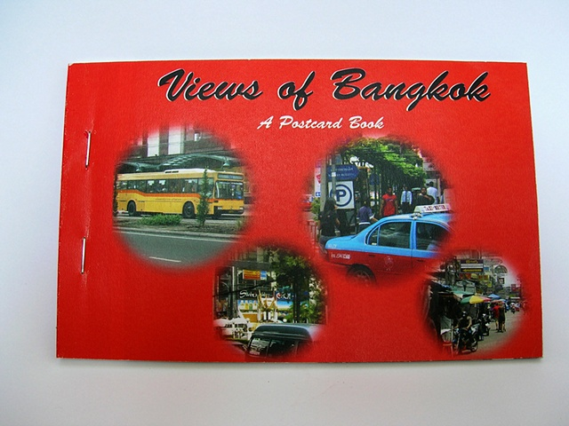 Postcards of Thailand