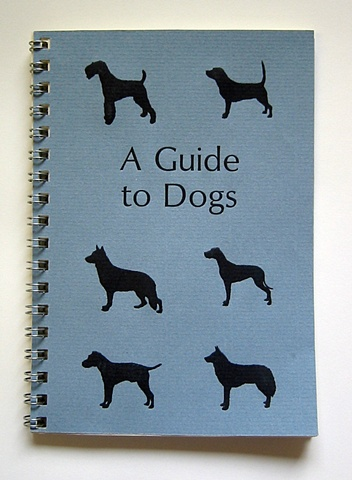 A Guide to Dogs - Front Cover