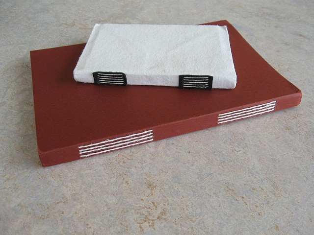 Long Stitch Book