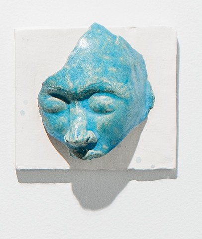 Aisha Tandiwe Bell Ceramic sculpture Fragments and Artifacts