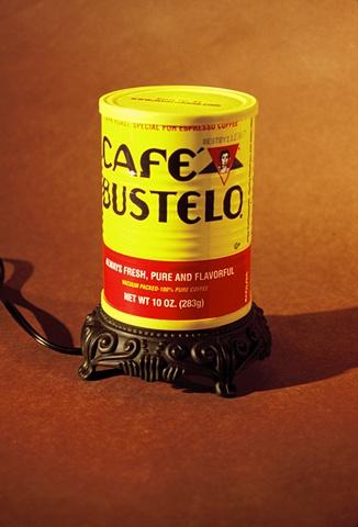 Café Bustelo Lamp