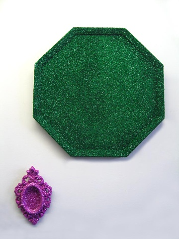 Glitter Paintings1