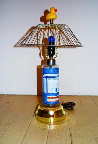 Dr. Bronner's Lamp