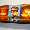 Mushroom Cloud Paintings (Group)