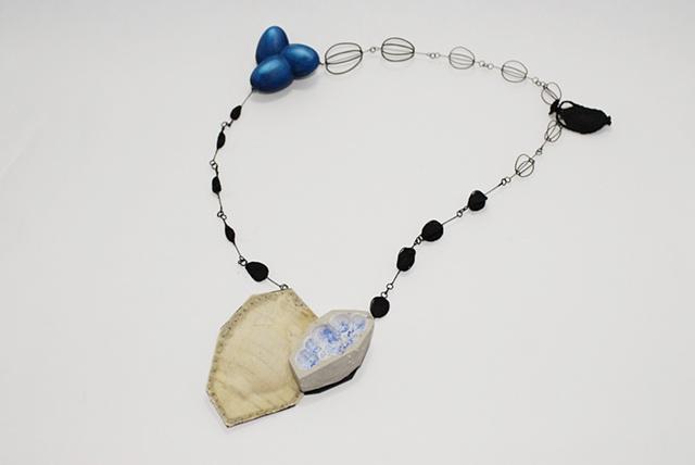 necklace, Steel, Prayer Beads, Myrrh