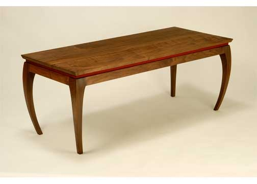 Walnut Coffee Table, 2005