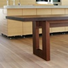 dining table - wenge