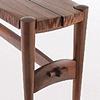 console table- walnut, orientalwood