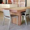 dining table - walnut