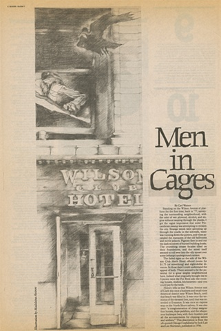 Men in Cages