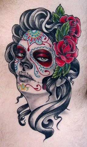 muerte lady