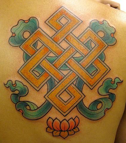 tibetian knot