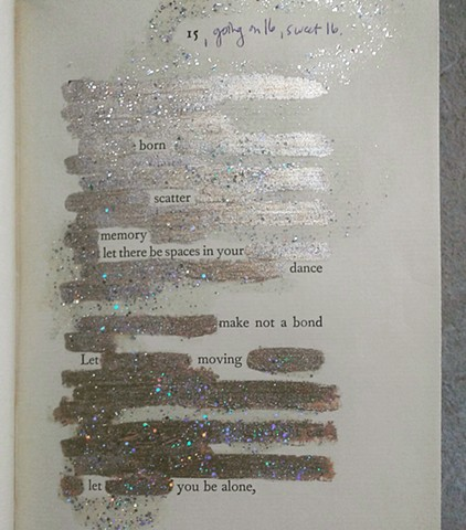 Redacted Prophet: Groomed Poetry