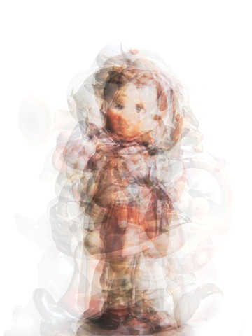 Hummel figurines portrait