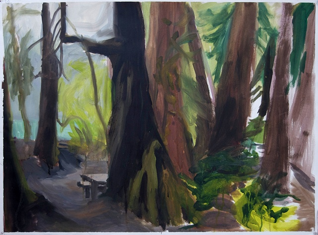 Study for Picnic Area