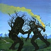 Trees Fighting