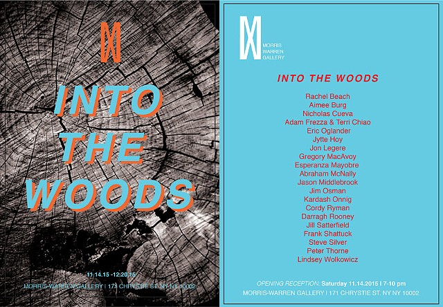 "an evening with the Artists of ""Into the Woods"""