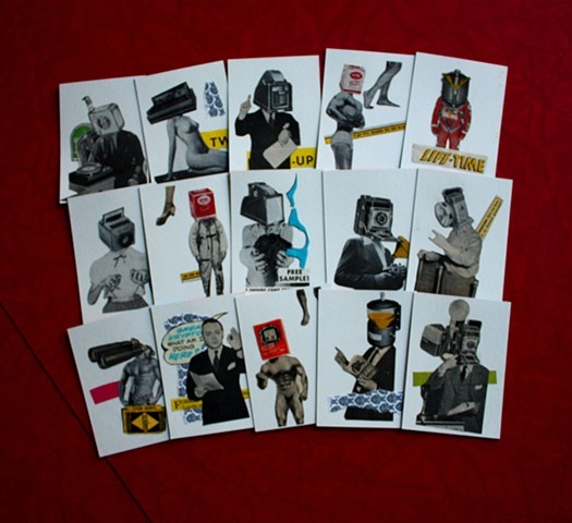 Sketch Card Set