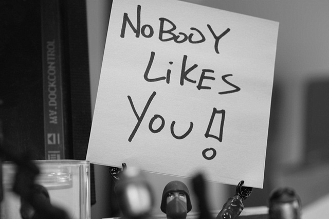 Nobody LIkes You !