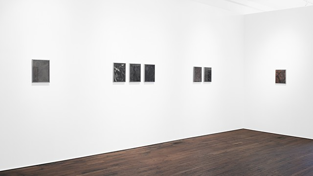 Installation View: Works On Paper   2731 Prospect, Cleveland, OH
