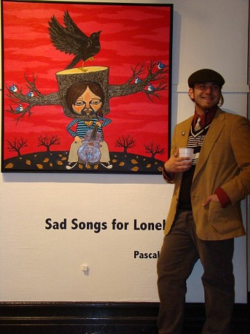 Sad Songs for Lonely Birds Show