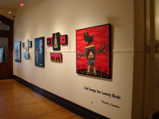 Sad Songs For Lonely Birds Display 1