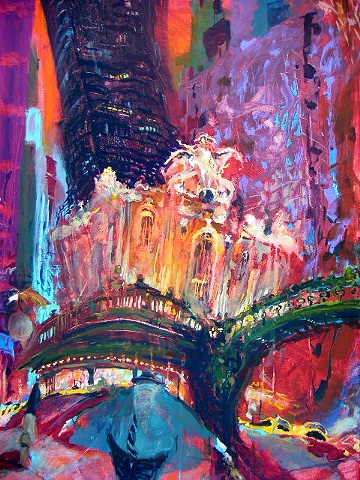 Grand Central (Commuting Ganesh)