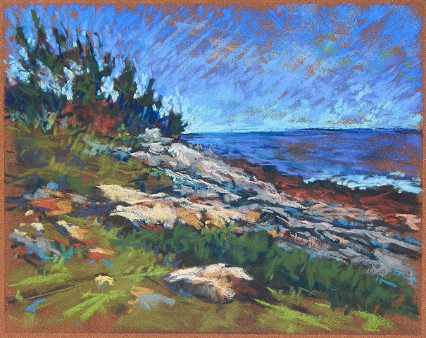 Windswept (Pemaquid)