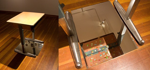 Gum Under The Table