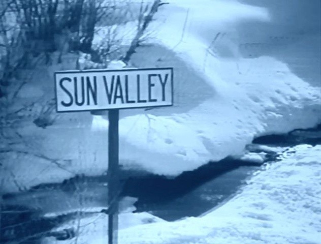 It Happened in Sun Valley... Or A Studio Very Like