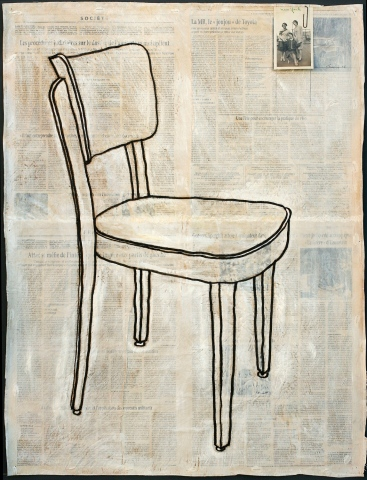 Thonet Chair  Side View