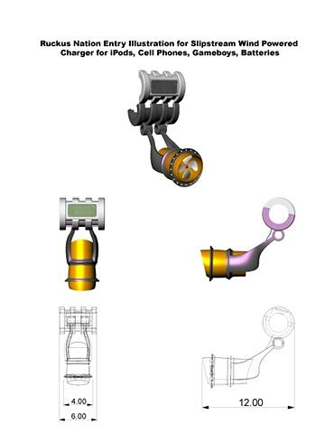 Slipstream Detail Diagrams