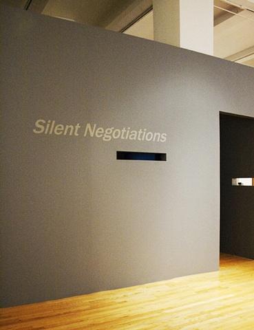 Silent Negotiations