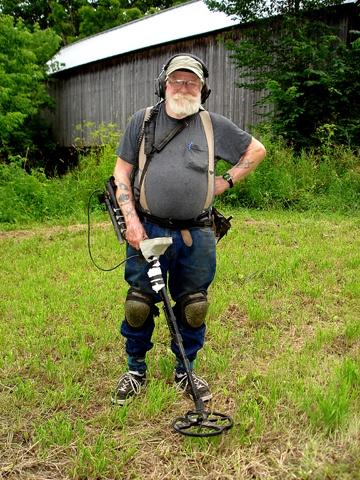Vermont Metal Dectector