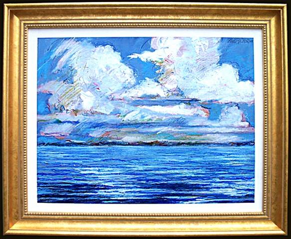 Lake Santa Fe Sky