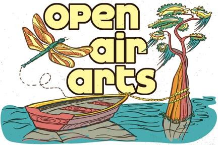 April 2009 - Open Air Arts