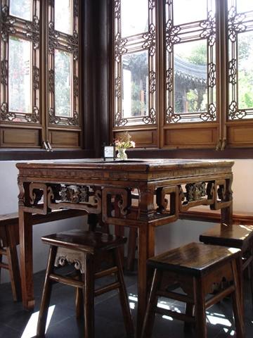 Tea Room in Portland