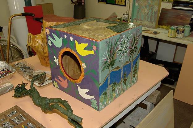 Cat House - -