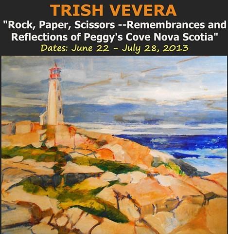 Trish Vevera --Peggy's Cove Nova Scotia