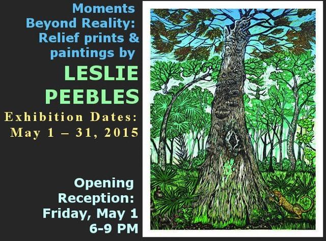 Leslie Peebles
