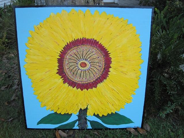 Sunflower 4-