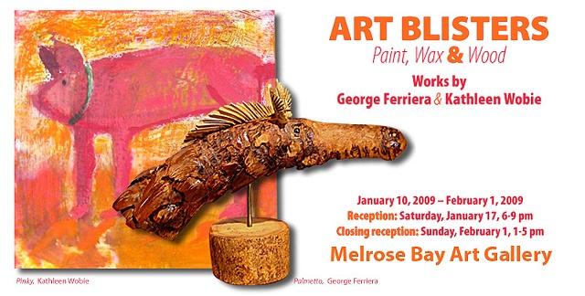 January 2009 - ART BLISTERS