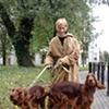 Polish Version of Walking the Dog