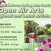 Open Air Arts 2016