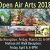 Open Air Arts 2018