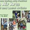 OPEN AIR ARTS 2015